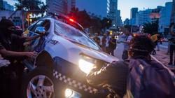 Cận cảnh vụ bạo loạn phản đối World Cup 2014