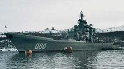 """Nga bắt đầu đại tu tuần dương hạm """"khủng"""" nhất thế giới"""