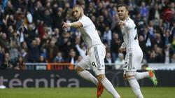 Hạ Granada 2-0, Real tạm chiếm ngôi đầu