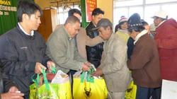Lâm Đồng: 100 phần quà Tết tặng nông dân nghèo
