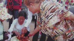 Đi chợ côn trùng ở xứ chùa Tháp