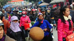 Rộn ràng 29 Tết chợ Xứ Lạng