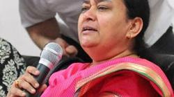 Sốc: Chính khách Ấn Độ nói phụ nữ nước này 'mời gọi hiếp dâm'