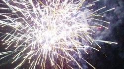 Nha Trang: Náo nức lễ hội pháo hoa đón năm mới