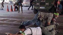 Thái Lan: Người biểu tình nổ súng trước ngày bầu cử