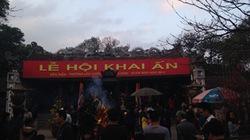 Lễ hội đền Trần (Nam Định): Nhiều thay đổi mới