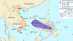 Đầu năm mới xuất hiện bão gần biển Đông