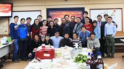 Sinh viên vơi bớt nỗi nhớ nhà nhờ Tết Việt ở Ulsan