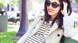4 loại trang phục giúp bà bầu đẹp hoàn hảo ngày Tết