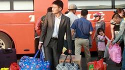 Lưu lượng khách tăng đáng kể nhưng bến xe chưa quá tải