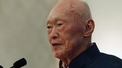 Cựu TT Singapore Lý Quang Diệu nhập viện