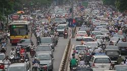 Thủ tướng yêu cầu lập lộ trình hạn chế sử dụng phương tiện cá nhân