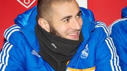 "Karim Benzema chính thức ""lên chức"""