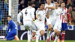 Ronaldo tịt ngòi, Real vẫn đại thắng Atletico 3-0