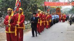 Tưng bừng Lễ hội rước Cá Thần