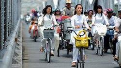 Hà Nội, TP.HCM: Sẽ cung cấp xe đạp công cộng ở trung tâm
