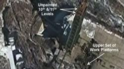 Triều Tiên mở rộng bãi phóng đón tên lửa dài 50m