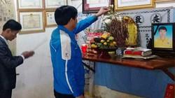 Truy tặng liệt sĩ người nhường áo phao cứu 5 người