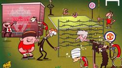 Ảnh chế: Arsenal tơi bời sau thảm bại trước Liverpool