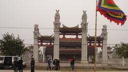 Hội đền Trần Thái Bình là di sản quốc gia