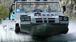 Xe lưỡng dụng thủy-bộ cao tốc cực độc