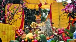 Độc đáo lễ hội rước vua giả ở Hà Nội