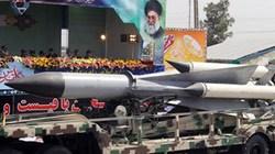 Iran tuyên bố thử nghiệm thành công tên lửa mới