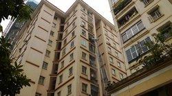 Hà Nội: Cháy ở chung cư 11 tầng, cụ bà hơn 70 tuổi được cứu thoát