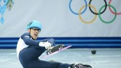 Thảng thốt trước những cú ngã đau đớn nhất tại Olympic Sochi