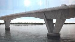 Sắp khởi công cầu vượt biển dài nhất Việt Nam tại Hải Phòng