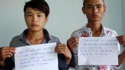 Kon Tum: Bắt 2 đối tượng cướp tài sản của cặp tình nhân
