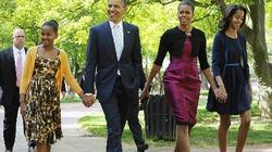 Những điều lãng mạn Tổng thống Obama dành cho vợ