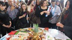 Ẩm thực Việt nức lòng du khách tại Hội chợ quốc tế HORECA 2014