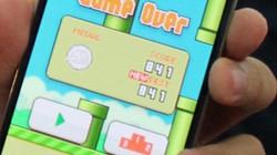 Kỷ lục: Chơi Flappy Bird đạt 841 điểm tại Việt Nam