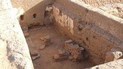 Phát hiện trường học 1.700 năm tuổi dưới lòng đất