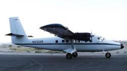 Máy bay chở khách gặp nạn, 18 người mất tích