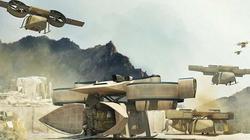 """Quân đội Mỹ sắp có máy bay biến hình """"hàng khủng"""""""