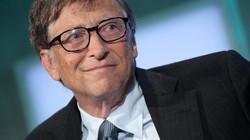 Tỷ phú Bill Gates tâm sự chuyện... rửa bát, nhặt tiền rơi