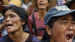 Cơn thịnh nộ của  nông dân Thái Lan