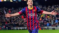 """Messi dùng """"siêu vũ khí"""" cho đại chiến với Man City"""
