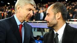 Trước đại chiến, Guardiola bất ngờ ca ngợi Wenger