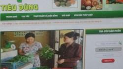 Ra mắt kênh thông tin an toàn thực phẩm