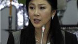 Thủ tướng Thái Lan Yingluck bị khởi tố