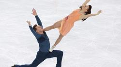 Cận cảnh những pha biểu diễn khó tin trong môn trượt băng