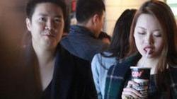 """Sau chia tay Văn Mai Hương, Lê Hiếu đi xem phim cùng cô gái """"lạ"""""""