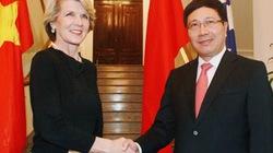 Ngoại trưởng Australia thăm Việt Nam: Vì một Việt Nam  cạnh tranh hơn