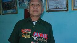 Người cựu chiến binh sẻ lương làm từ thiện