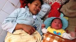 Bé sơ sinh nặng 5,1 kg chào đời khỏe mạnh ở Thanh Hóa
