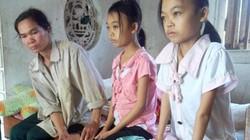 Nhà nghèo, bệnh trọng, hai chị em sinh đôi đợi ngày chết