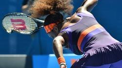 Serena Williams: Đập vợt, chán nản và chiến thắng